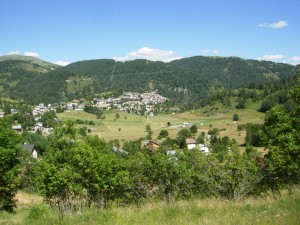 village de Beuil Cians