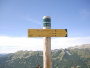 sommet de rochegrand